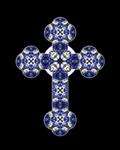 Bluebonnet Cross