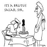 Salad Murder