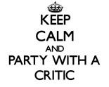 Keep Calm Party Til Dawn