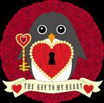 Key To My Heartguin