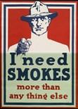 Vintage Wartime Political