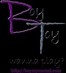"""Original """"Boy Toy"""" wanna play?"""