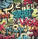 Graffiti wall Full / Queen