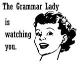 Grammar Lady