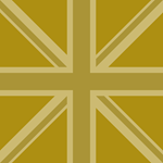 Union Jack/Flag Golds