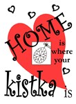 Home is Where your Kistka Is