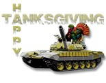 Thankful Soldiers