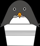 Plastic Cupguin
