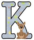K Kangaroos
