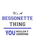 Bessonette