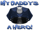 My Daddy's a Hero!