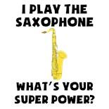 Saxophone Humor