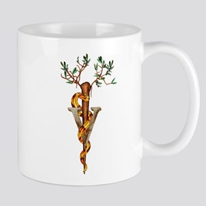 Veterinary Caduceus Mug