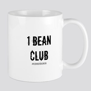 1 Bean Club Mug Mugs