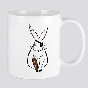 Pirate Bun Mug
