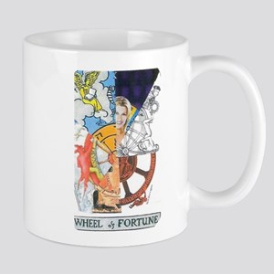 Wheel of Fortune Tarot Mug