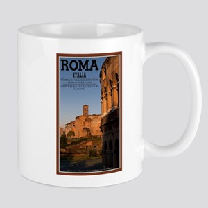 Morning in Rome Mug