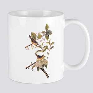 Maryland Yellowthroat Birds Vintage Art by Au Mugs