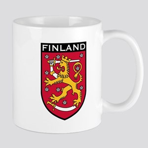 Finland Coat of Arms Mug