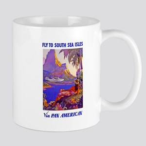Fly to the South Seas Mug