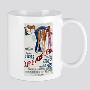 "Apple Acre Capra ""Muse"" Gypsy Vintage Poster Mugs"