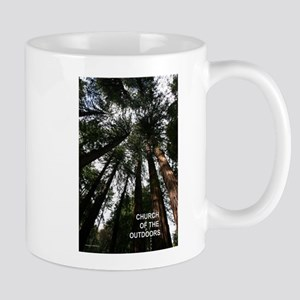 Church Of The Great Outdoors Mug