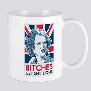 Margaret Thatcher Bitches Mug