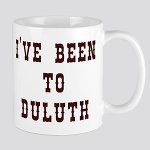 I've Been to Duluth Mug