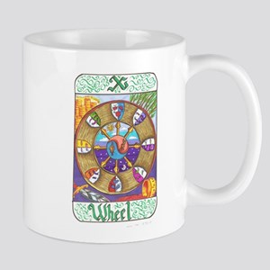 wheel of fortune Mugs