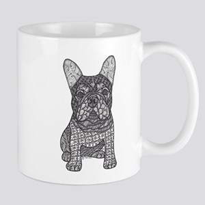 My Love- French Bulldog Mugs