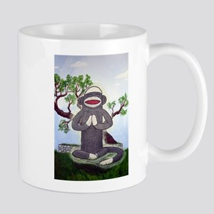 Sock Monkey Nirvana Mug