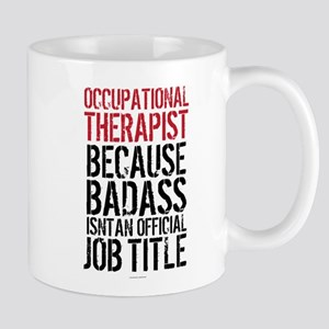 Occupational Therapy Badass Mugs