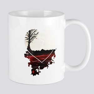 Broken Heart Mugs