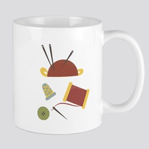 Sewing Kit Mugs
