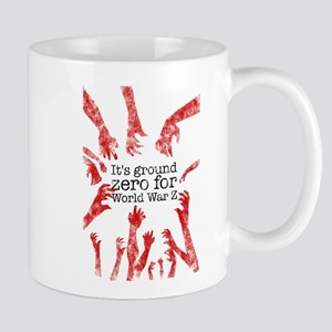 World War Z Mug