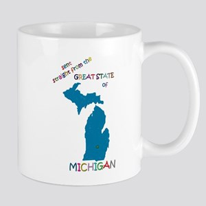 Michigan gift Mug