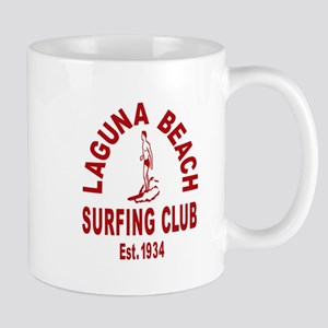 Laguna Beach Surfing Club Mug