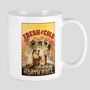 NORTH POLE BEER Mug