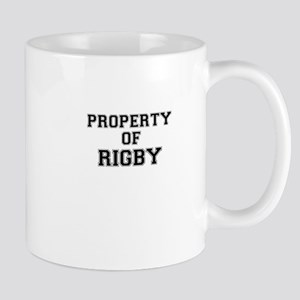 Property of RIGBY Mugs