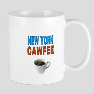 NEW YORK CAWFEE Mugs