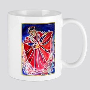 Fiesta Dancer, Bright, Mug
