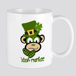 Irish Monkee Mug