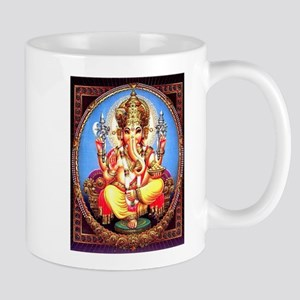 Ganesh / Ganesha Indian Elephant Hindu Deity Mugs