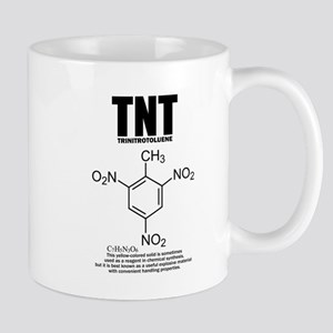 trinitrotoluene: Chemical structure and formula Mu