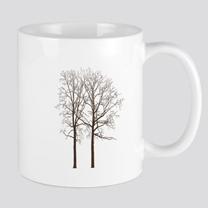 Brown Trees Mug