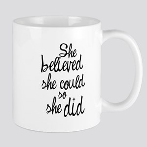 Believed Mugs