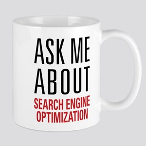 Search Engine Optimization Mug