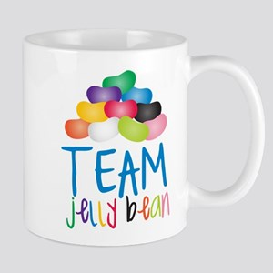 Team Jelly Bean Mug