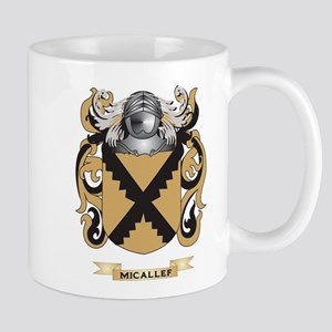 Micallef Coat of Arms - Family Crest Mug