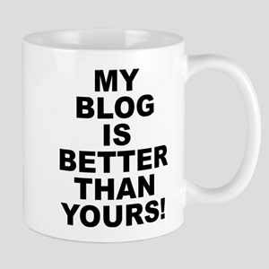 M.b.i.b.t.y. Small White Mug Mugs